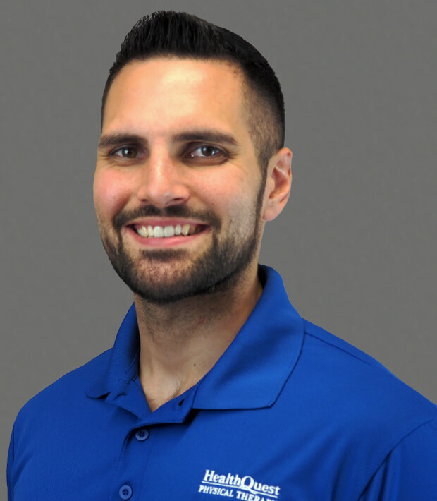 Brandon Wallace PT DPT HealthQuest Physical Therapy Macomb Township West