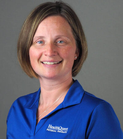 KELLY SCHMITZ Healthquest physical therapy clawson PTA