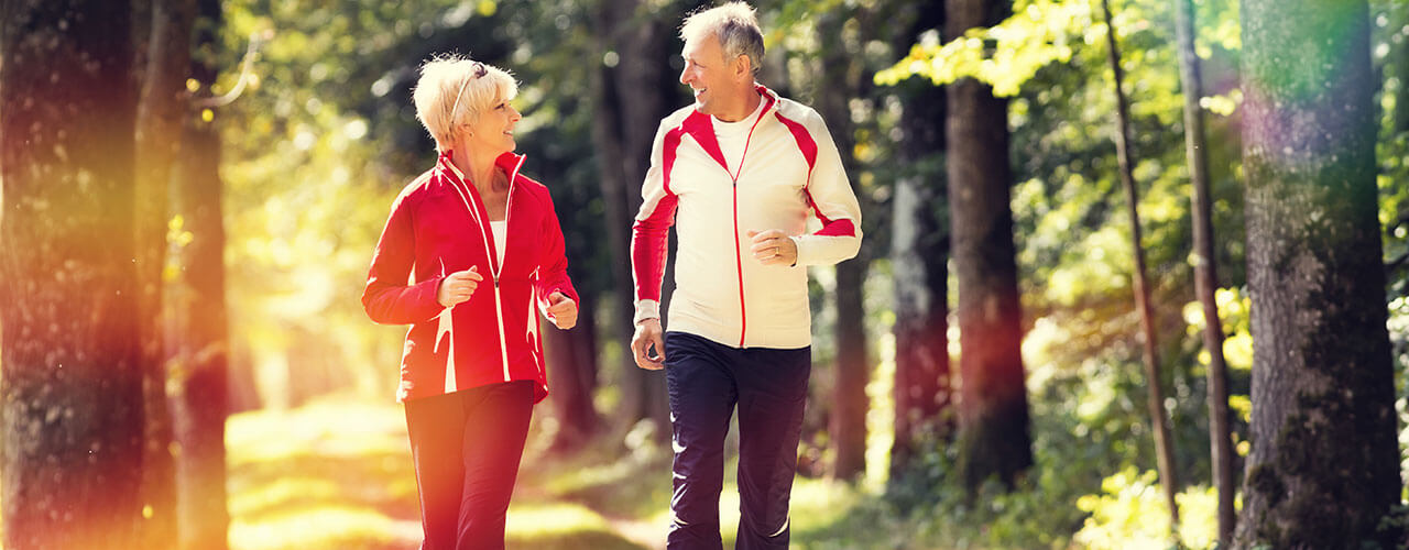 HealthQuest Physical Therapy Jogging in park
