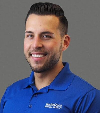 Nick Desantis HealthQuest Physical Therapy Clinton Township