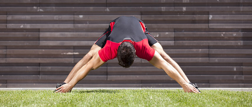 physical therapy sports injury stretching