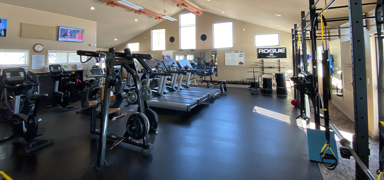 healthquest physical therapy oxford gym header image